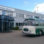 DER HÄRTSFELDER bei EvoBus in Neu-Ulm