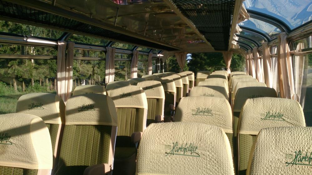 39 bequeme Sitze mit Panoramaaussicht